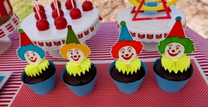 Circus Big Top Carnival Themed Party via Kara's Party Ideas karaspartyideas.com #circus #carnival #party #ideas #idea #cake #decor #supplies (10)