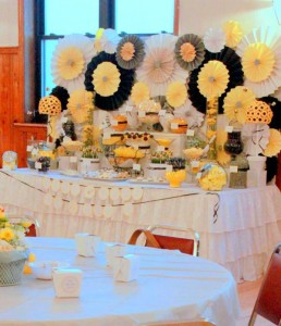 What will it BEE Baby Shower via Kara's Party Ideas karaspartyideas.com #gender #reveal #baby #shower #what #will #it #BEE #idea (13)