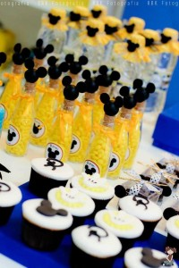 Mickey Mouse Musketeer + Mouseketeer themed birthday party via Kara's Party Ideas Mickey Mouse Party Supplies Shop (17)