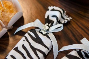 Safari Jungle themed birthday party via Kara's Party Ideas #jungle #safari #birthday #party #ideas #cake #idea #baby #shower #1st #decorations #supplies (20)