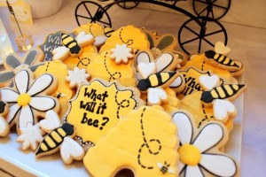 What will it BEE Baby Shower via Kara's Party Ideas karaspartyideas.com #gender #reveal #baby #shower #what #will #it #BEE #idea (11)