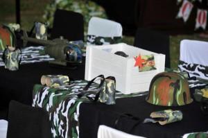 Army Themed Birthday Party via Karas Party Ideas karaspartyideas.com #army #themed #birthday #party #cake #decor #ideas (7)