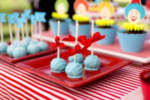 Circus Big Top Carnival Themed Party via Kara's Party Ideas karaspartyideas.com #circus #carnival #party #ideas #idea #cake #decor #supplies (6)