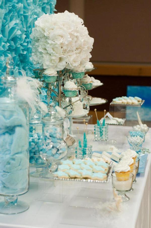 Kara\'s Party Ideas » Under the Sea Mermaid 3rd Birthday Party via ...