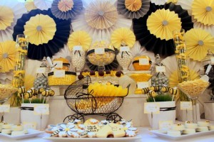 What will it BEE Baby Shower via Kara's Party Ideas karaspartyideas.com #gender #reveal #baby #shower #what #will #it #BEE #idea (34)