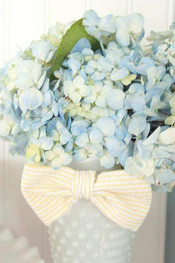 bow tie easter party or baby shower idea via kara s party ideas