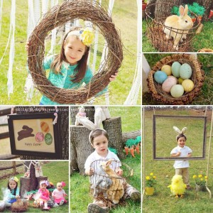 Vintage Spring Easter Egg Hunt Party via Kara's Party Ideas karaspartyideas.com #easter #spring #egg #hunt #children's #ideas #party #treats #recipes #decorations #supplies (176)
