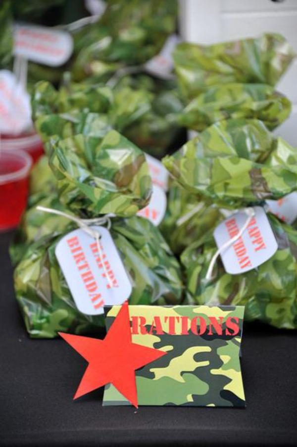 Army Themed Birthday Party via Karas Party Ideas karaspartyideas.com #army #themed #birthday #party #cake #decor #ideas (3)