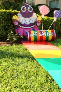 Candyland Candy Land themed birthday party via Kara's Party Ideas | KarasPartyIdeas.com #candyland #candy #land #sweet #shoppe #birthday #party #ideas #cake #decor #idea (10)