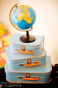 Airplane + Airline + Plane themed 1st birthday party via Kara's Party Ideas karaspartyideas.com #airplane #plane #airline #themed #birthday #party #idea #ideas #cake #decorations #favors #boys #dessert #games (3)