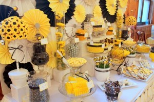 What will it BEE Baby Shower via Kara's Party Ideas karaspartyideas.com #gender #reveal #baby #shower #what #will #it #BEE #idea (32)
