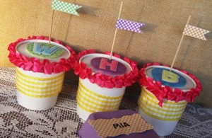 Fanciful Easter themed party with FREE PRINTABLES via Kara's Party Ideas karaspartyideas.com #fanciful #sparkle #easter #spring #bunny #party #ideas #food #decor #dessert #treats #favors (13)