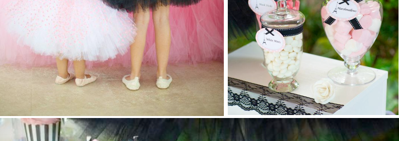Ballerina in Paris themed birthday party via Kara's Party Ideas karaspartyideas.com #ballerina #paris #birthday #party #ideas #cake #girl