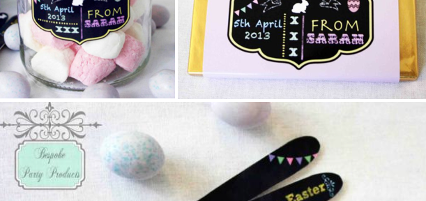 Bespoke Party Products Easter Party Ideas Giveaway via Kara's Party Ideas karaspartyideas.com #easter #chalk #board #party #ideas