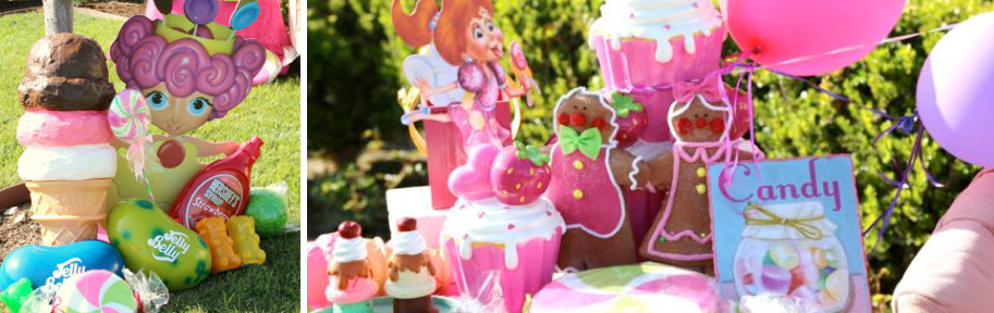 Candyland Candy Land themed birthday party via Kara's Party Ideas | KarasPartyIdeas.com #candyland #candy #land #sweet #shoppe #birthday #party #ideas #cake #decor #idea (1)