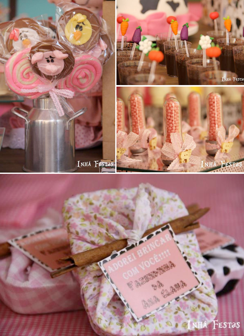 Cowgirl Farm Themed Birthday Party via Kara's Party Ideas KarasPartyIdeas.com #farm #girl #cowgirl #birthday #party #ideas #cake #idea