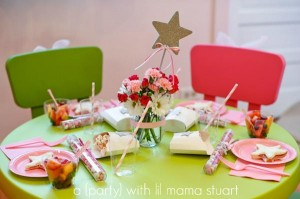 MODERN PINK PRINCESS BALLERINA birthday party via Kara's Party Ideas karaspartyideas.com #pink #princess #modern #ballerina #birthday #party #idea #decor #cake (18)