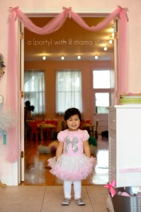 MODERN PINK PRINCESS BALLERINA birthday party via Kara's Party Ideas karaspartyideas.com #pink #princess #modern #ballerina #birthday #party #idea #decor #cake (17)