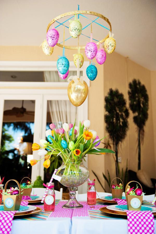 kara u0026 39 s party ideas pastel easter themed spring party via