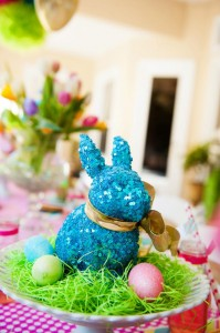 Pastel Easter themed spring party via Kara's Party Ideas karaspartyideas.com #classic #easter #pastel #party #spring #ideas #cake #decorations #tablescape #idea (53)