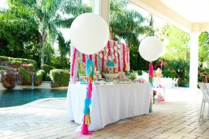 Pastel Easter themed spring party via Kara's Party Ideas karaspartyideas.com #classic #easter #pastel #party #spring #ideas #cake #decorations #tablescape #idea (49)