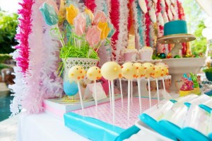 Pastel Easter themed spring party via Kara's Party Ideas karaspartyideas.com #classic #easter #pastel #party #spring #ideas #cake #decorations #tablescape #idea (45)