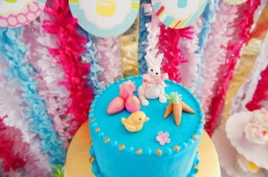 Pastel Easter themed spring party via Kara's Party Ideas karaspartyideas.com #classic #easter #pastel #party #spring #ideas #cake #decorations #tablescape #idea (42)