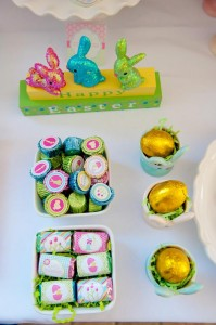 Pastel Easter themed spring party via Kara's Party Ideas karaspartyideas.com #classic #easter #pastel #party #spring #ideas #cake #decorations #tablescape #idea (40)