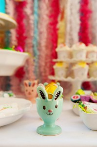 Pastel Easter themed spring party via Kara's Party Ideas karaspartyideas.com #classic #easter #pastel #party #spring #ideas #cake #decorations #tablescape #idea (39)