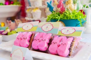 Pastel Easter themed spring party via Kara's Party Ideas karaspartyideas.com #classic #easter #pastel #party #spring #ideas #cake #decorations #tablescape #idea (37)
