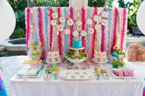 Pastel Easter themed spring party via Kara's Party Ideas karaspartyideas.com #classic #easter #pastel #party #spring #ideas #cake #decorations #tablescape #idea (35)