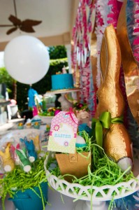 Pastel Easter themed spring party via Kara's Party Ideas karaspartyideas.com #classic #easter #pastel #party #spring #ideas #cake #decorations #tablescape #idea (27)