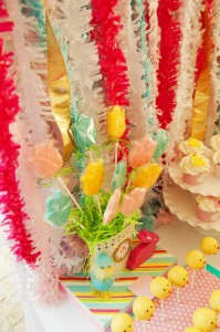 Pastel Easter themed spring party via Kara's Party Ideas karaspartyideas.com #classic #easter #pastel #party #spring #ideas #cake #decorations #tablescape #idea (20)