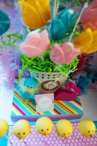 Pastel Easter themed spring party via Kara's Party Ideas karaspartyideas.com #classic #easter #pastel #party #spring #ideas #cake #decorations #tablescape #idea (19)