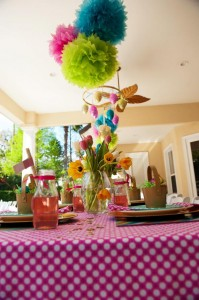 Pastel Easter themed spring party via Kara's Party Ideas karaspartyideas.com #classic #easter #pastel #party #spring #ideas #cake #decorations #tablescape #idea (5)