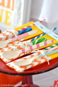 Rainbow birthday party printables party decor shop + party ideas via Kara's Party Ideas karaspartyideas.com (57)