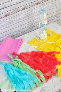 Rainbow birthday party printables party decor shop + party ideas via Kara's Party Ideas karaspartyideas.com (45)