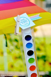 Rainbow birthday party printables party decor shop + party ideas via Kara's Party Ideas karaspartyideas.com (30)
