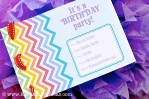 Rainbow birthday party printables party decor shop + party ideas via Kara's Party Ideas karaspartyideas.com (25)