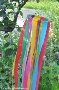 Rainbow birthday party printables party decor shop + party ideas via Kara's Party Ideas karaspartyideas.com (22)