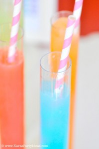 Rainbow birthday party printables party decor shop + party ideas via Kara's Party Ideas karaspartyideas.com (20)