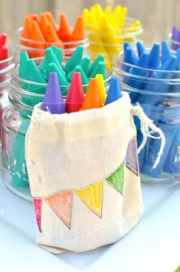 Rainbow birthday party printables party decor shop + party ideas via Kara's Party Ideas karaspartyideas.com (1)