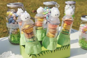 Vintage Spring Easter Egg Hunt Party via Kara's Party Ideas karaspartyideas.com #easter #spring #egg #hunt #children's #ideas #party #treats #recipes #decorations #supplies (141)