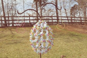Vintage Spring Easter Egg Hunt Party via Kara's Party Ideas karaspartyideas.com #easter #spring #egg #hunt #children's #ideas #party #treats #recipes #decorations #supplies (136)