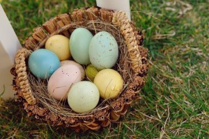 Vintage Spring Easter Egg Hunt Party via Kara's Party Ideas karaspartyideas.com #easter #spring #egg #hunt #children's #ideas #party #treats #recipes #decorations #supplies (125)