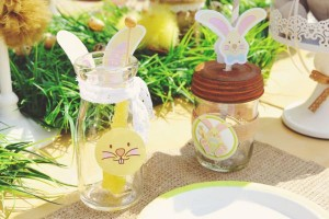 Vintage Spring Easter Egg Hunt Party via Kara's Party Ideas karaspartyideas.com #easter #spring #egg #hunt #children's #ideas #party #treats #recipes #decorations #supplies (105)