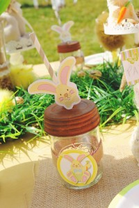 Vintage Spring Easter Egg Hunt Party via Kara's Party Ideas karaspartyideas.com #easter #spring #egg #hunt #children's #ideas #party #treats #recipes #decorations #supplies (99)