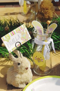 Vintage Spring Easter Egg Hunt Party via Kara's Party Ideas karaspartyideas.com #easter #spring #egg #hunt #children's #ideas #party #treats #recipes #decorations #supplies (97)
