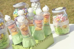 Vintage Spring Easter Egg Hunt Party via Kara's Party Ideas karaspartyideas.com #easter #spring #egg #hunt #children's #ideas #party #treats #recipes #decorations #supplies (89)