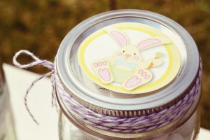 Vintage Spring Easter Egg Hunt Party via Kara's Party Ideas karaspartyideas.com #easter #spring #egg #hunt #children's #ideas #party #treats #recipes #decorations #supplies (88)